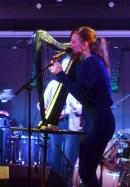 Rebekka Karijord on Harp (2)
