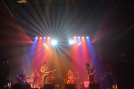 DFF Full Band at the Button Factory