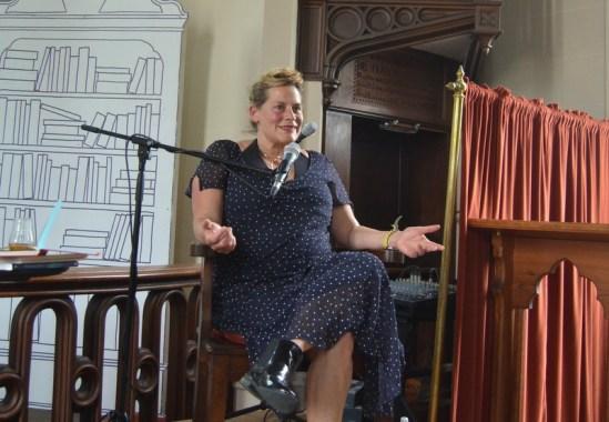 Deborah Levy Festival of Ideas, ,Ireland