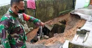 Waspada Cuaca Ekstrim, Tanah Longsor dan Pohon Tumbang di Balikpapan