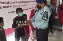 Ringankan Beban Karena Pandemi, Rutan-Lapas Balikpapan Serahkan Bantuan Ke KOPAJA