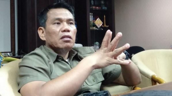 Ketua Komisi IV DPRD Kaltim Rusman Ya'qub
