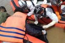 Tim SAR Temukan Remaja yang Tenggelam di Sungai Mahakam