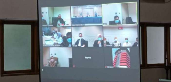 Sidang Kasus Suap Ismunandar cs: Tak Setor Fee, Tak Dapat Proyek