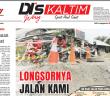 Jalan Poros Samarinda-Balikpapan Terus Longsor