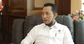 Listyo Sigit Jadi Calon Tunggal Kapolri Usulan Jokowi