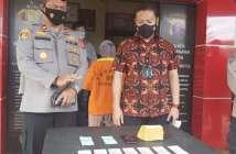 Polisi Selidiki Jaringan Uang Palsu di Balikpapan