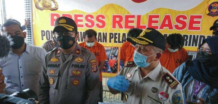 Polisi Kembali Ungkap Pemalsuan Surat Hasil Rapid Test Antigen