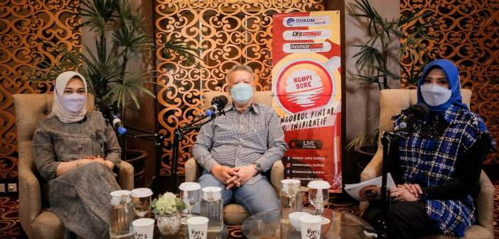 Gotong-Royong Atasi Pandemi dengan Vaksinasi