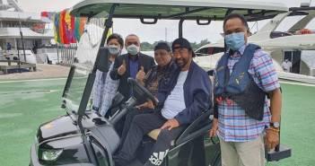 Isran Noor Ikut Siapkan Capres 2024