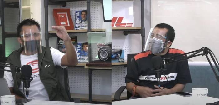 Bikin Podcast, Azrul Ananda Kembali Jadi Pengamat Formula 1