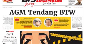 AGM Tendang BTW dari Blok Wailawi