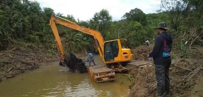 Percepatan Penanggulangan Banjir di PPU, Mau Ekskavator Amfibi Lagi