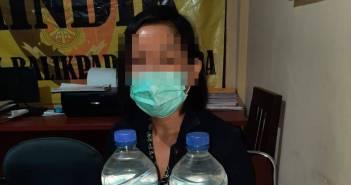 Terjaring Operasi Pekat, IRT di Balikpapan Jual Miras Cap Tikus