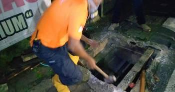 Hilang 5 Hari, Pelajar di Balikpapan Ditemukan Meninggal di Gorong-Gorong