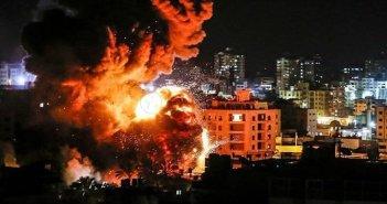 20 Terbunuh Dalam Serangan Israel di Gaza