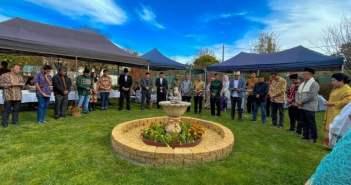Menengok WNI di Australia Merayakan Idulfitri di KBRI Canberra