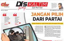 Pesan Ketua DPRD Kaltim dalam Seleksi Bos Perusda: Jangan Pilih dari Partai