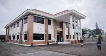 Gugatan Mantan Cagub Kaltara Irianto Lambrie Ditolak Hakim PTUN Samarinda