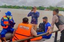 Hari Kedua Pencarian Korban Tenggelam di Pelabuhan Royoq Belum Ditemukan