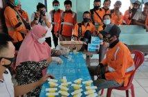 Polda Kaltim Tes Urine Puluhan Sopir Perusahaan di Kukar