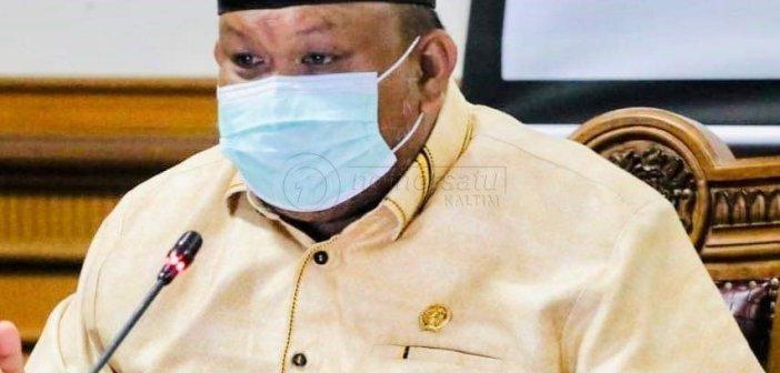 Agus Tagih Komitmen Pemprov Kaltim soal Perbaikan Jalur Bengalon-Kaliorang