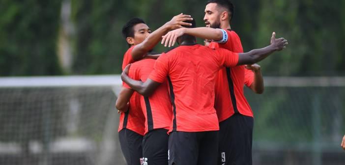 Liga 1 Sistem Series, Borneo FC Dibuat Mumet
