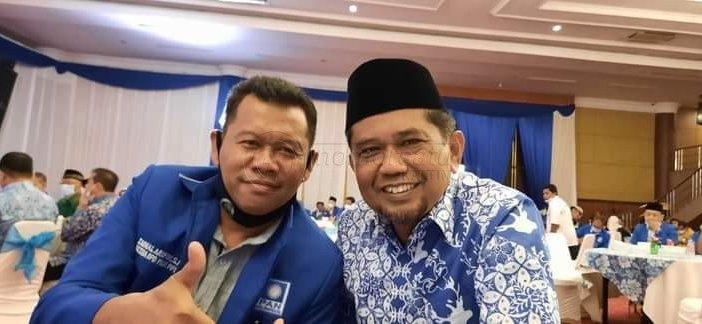 Hamdam Hadiri Pelantikan Pengurus DPW PAN Kaltim, Zainal: Beliau Masih Anggota