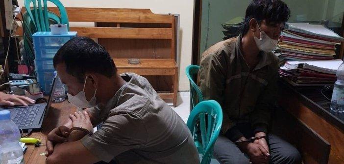 Belasan Kali Beraksi di Kalimantan, Pelarian Maling Asal Sumsel Berakhir di PPU