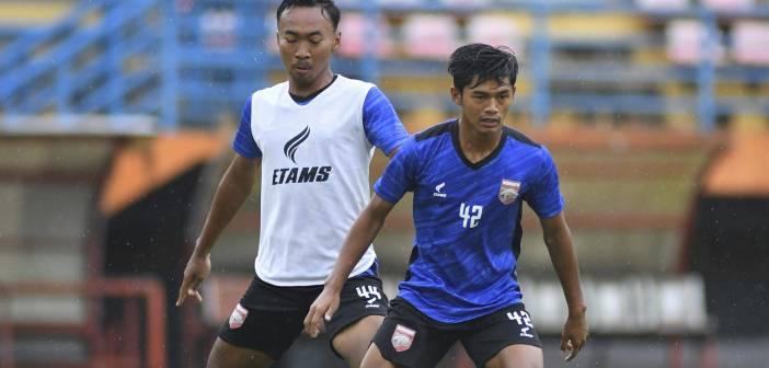Jelang Kick-off Liga 1,Borneo FC Kehilangan Nurdiansyah