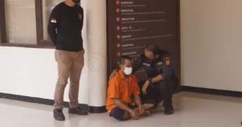 Pembunuh Sadis Anak-Istri di Bengalon Lupa Ingatan