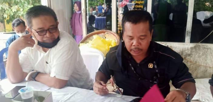 Reses Puryadi, Pengurusan Sertifikat Tanah Jadi Atensi Warga Karang Joang