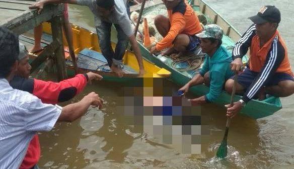 Sempat Hilang 19 Jam, Anak yang Hilang di Sungai Mahakam Ditemukan Meninggal