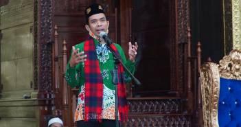 Tausiyah di PPU, Ustaz Abdul Somad Apresiasi Program Bupati