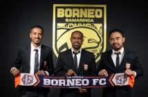 Datang ke Borneo FC, Boaz Pemain Lokal Termahal