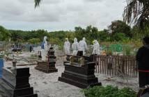 Tak Ada Anggaran, Pemkab PPU Alihkan Pemakaman Korban COVID-19 ke Desa