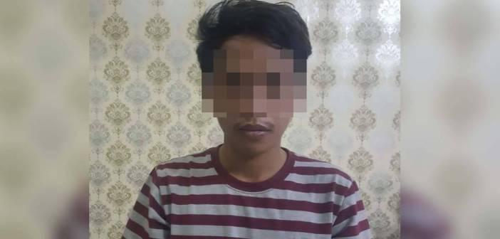 Mencuri di 17 TKP, Pemuda 28 Tahun Dibekuk Polsek Samarinda Ulu
