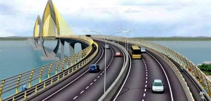 Jembatan Tol Balikpapan-PPU Menuju Lelang