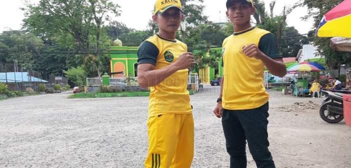 Jelang PON XX Papua, Karate Kaltim Perbanyak Simulasi Tanding