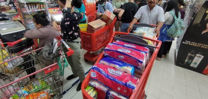 Heboh Panic Buying saat PPKM Darurat, MUI: Hukumnya Haram