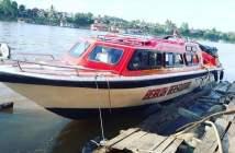 Speedboat Tujuan Melak-Samarinda Dijadwalkan Beroperasi Pekan Depan