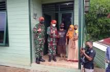 TMMD di Desa Kerang Dayo, Dandim Paser: Semua Kegiatan Pengerjaan Aspirasi Warga