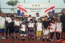 Gelar Kompetisi Internal, Klub Tenis Samarinda Poratama Bidik Atlet Potensial
