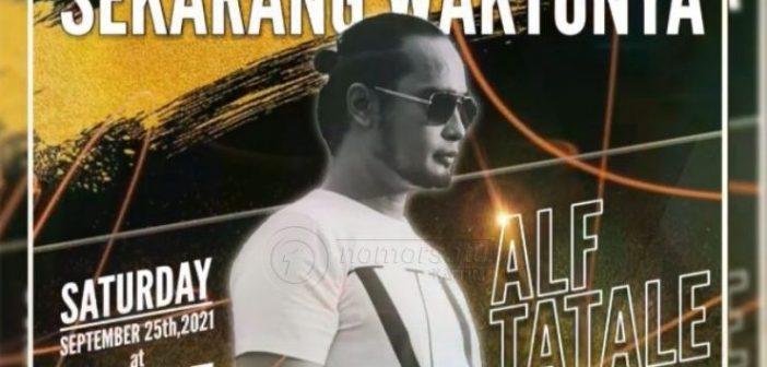 Alf Tatale Idol Luncurkan Single Terbaru 'Sekarang Waktunya'