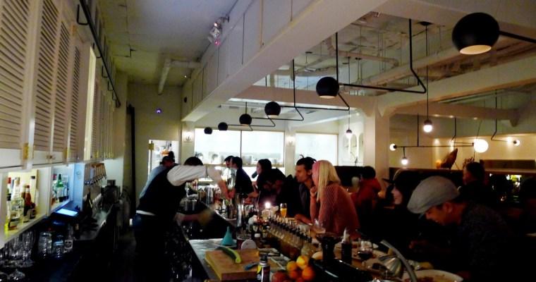 Pidgin Vancouver Gastown | Valentine's fixe prix menu