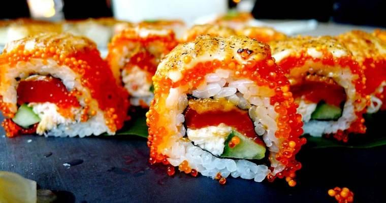 Miku Restaurant Vancouver | Aburi Sushi Flame Seared