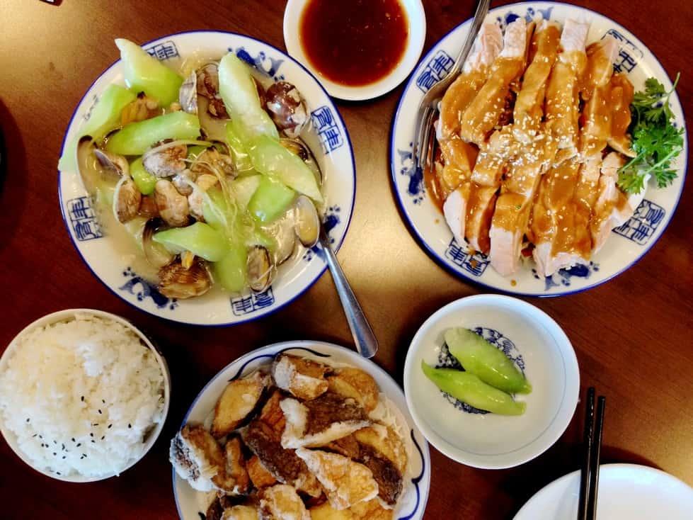 Maji Taiwanese Stir Fry Richmond | Taiwanese Tapas 麻吉台式熱炒