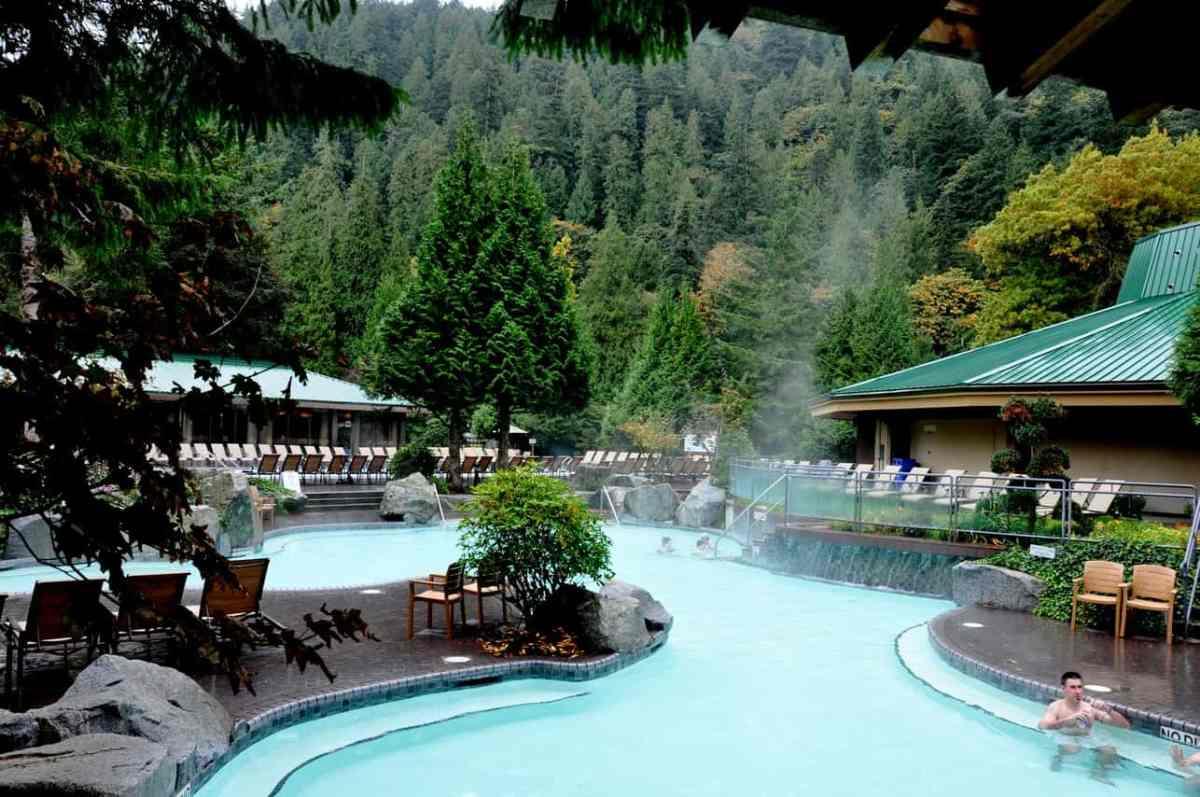 Seattle Hot Springs Spa