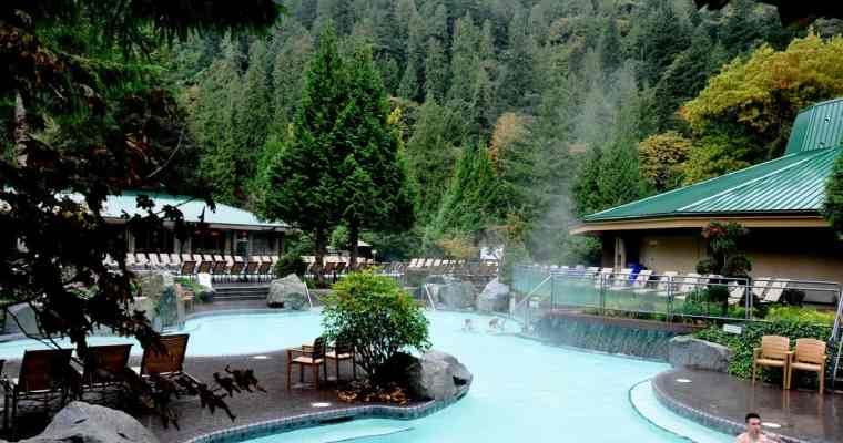Harrison Hot Springs Resort and Spa | Honeymoon Getaway