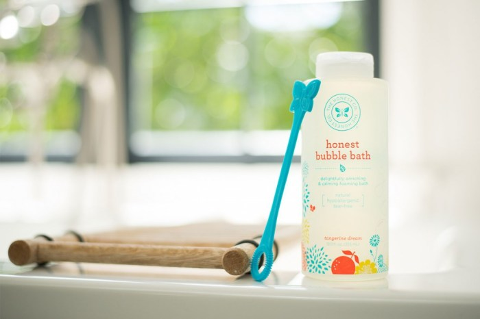 Honest Co bubble bath 2 The Honest Company Review